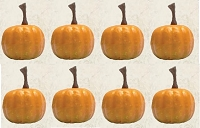 Advantus - Tim Holtz Idea-ology - Pumpkin Pieces
