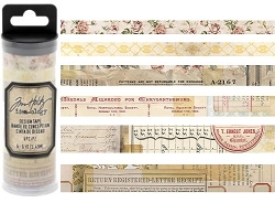 Advantus - Tim Holtz Idea-ology - Design Tape Remnants