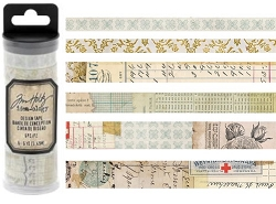 Advantus - Tim Holtz Idea-ology - Design Tape Salvaged