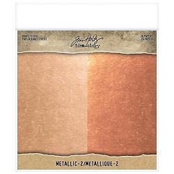 Advantus - Tim Holtz Idea-ology - Rose Gold & Copper Bronze 8