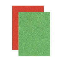 Advantus - Tim Holtz Idea-ology - Adhesive Deco Sheets - Holiday Glitter (8 sheets)