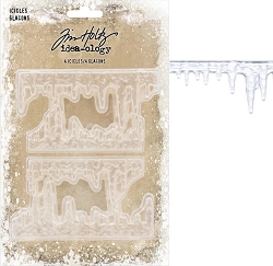 Advantus - Tim Holtz Idea-ology - Icicles