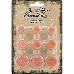 Advantus Tim Holtz Idea-ology - Pumpkin Pieces (9 pcs - 2019 version)