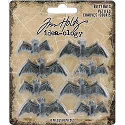 Advantus Tim Holtz Idea-ology - Halloween Bity Bats