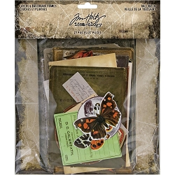 Advantus Tim Holtz Idea-ology - Halloween Layers & Baseboard Frames
