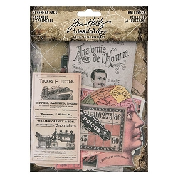 Advantus Tim Holtz Idea-ology - Halloween Ephemera Pack (2020 version)