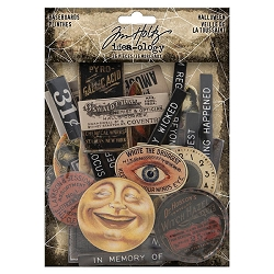 Advantus Tim Holtz Idea-ology - Halloween Baseboard (2020 version)