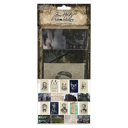 Advantus Tim Holtz Idea-ology - Halloween Vellum Haunts