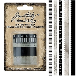 Advantus Tim Holtz Idea-ology - Halloween Trim Tape (2020 version)
