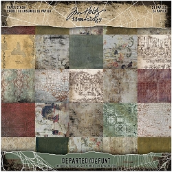 Advantus Tim Holtz Idea-ology - Departed Stash 8