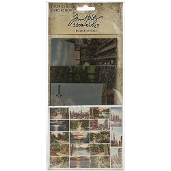 Advantus Tim Holtz Idea-ology - Vellum Scenes