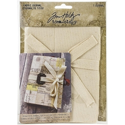 Advantus Tim Holtz Idea-ology - Fabric Journal (4