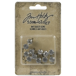 Advantus Tim Holtz Idea-ology - Antiqued Gems
