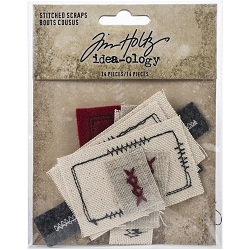 Advantus Tim Holtz Idea-ology - Stitched Scraps