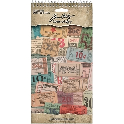 Advantus Tim Holtz Idea-ology - Ticket Book