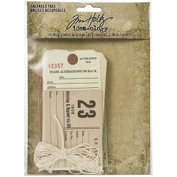 Advantus Tim Holtz Idea-ology - Salvaged Tags