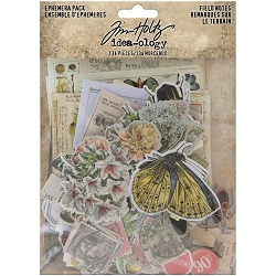 Advantus Tim Holtz Idea-ology - Field Notes Ephemera