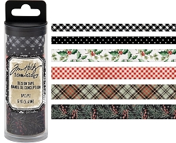 Advantus Tim Holtz Idea-ology - Christmas Design Tape (2019 version)