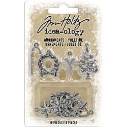 Advantus Tim Holtz Idea-ology - Yuletide Adornments (2019 version)