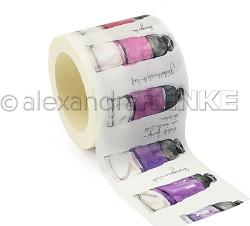Alexandra Renke - Washi Tape - Color Tubes (1.5