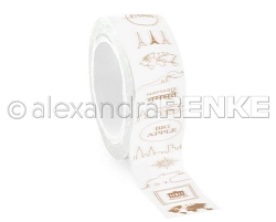 Alexandra Renke - Washi Tape - Travel (1.5