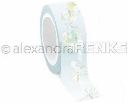 Alexandra Renke - Washi Tape - Continents (1.5