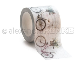 Alexandra Renke - Washi Tape - Bicycles (1.5