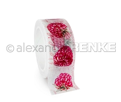 Alexandra Renke - Raspberries Washi Tape (0.75