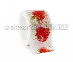 Alexandra Renke - Strawberries Washi Tape (1.2