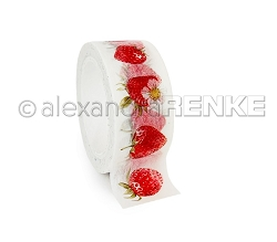 Alexandra Renke - Little Strawberries Washi Tape (0.75