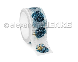Alexandra Renke - Blackberries Washi Tape (0.75