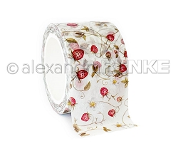 Alexandra Renke - Wild Strawberries Washi Tape (1.2