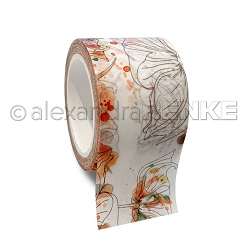 Alexandra Renke - Sparkle Flowers Washi Tape (1.2