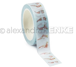 Alexandra Renke - Washi Tape - Little Gnomes (0.6