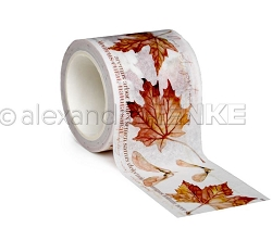 Alexandra Renke - Washi Tape - Maple Leaves (1.5