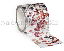 Alexandra Renke - Washi Tape - Autumn Berries (1.5