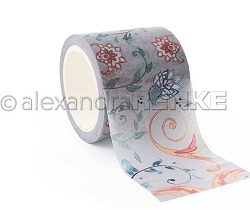 Alexandra Renke - Washi Tape - Colorful Vines (1.5