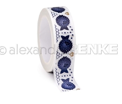 Alexandra Renke - Washi Tape - Globefish (Pufferfish) (0.6