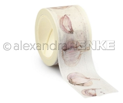 Alexandra Renke - Washi Tape - Garlic (1.25