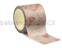 Alexandra Renke - Washi Tape - Tile Rose (1.5