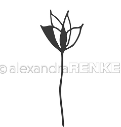 Alexandra Renke - Cutting Die - Magic Flower 1