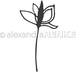 Alexandra Renke - Cutting Die - Magic Flower 2