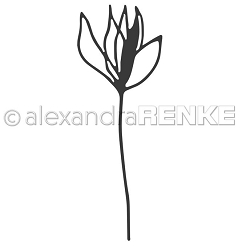 Alexandra Renke - Cutting Die - Magic Flower 3