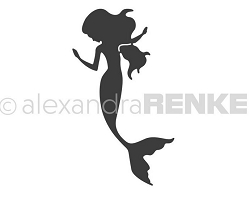 Alexandra Renke - Cutting Die - Mermaid