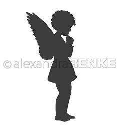Alexandra Renke - Cutting Die - Angel