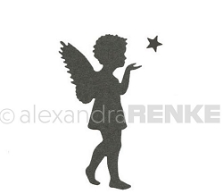 Alexandra Renke - Cutting Die - Angel with star