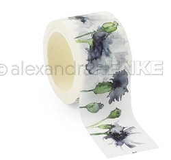Alexandra Renke - Washi Tape - Cornflower (1.2