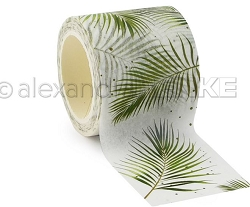 Alexandra Renke - Washi Tape - Palm leaves (1.5