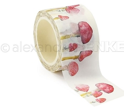 Alexandra Renke - Washi Tape - Mushrooms (1.2