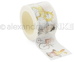 Alexandra Renke - Washi Tape - Circus Animals (1.2